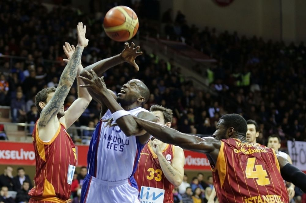 Κύπελλο Μπάσκετ Τουρκίας: Ο μεγάλος ημιτελικός Εφές – Νταρουσάφακα (photos+videos)