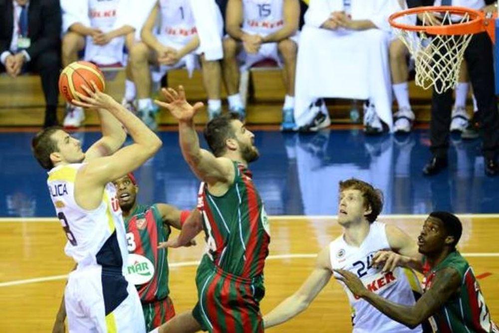 Φενέρμπαχτσε Ούλκερ: Στον τελικό του Κυπέλλου Τουρκίας