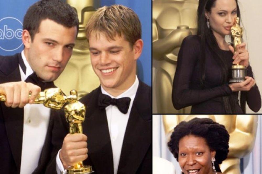«Πού πήγε το Όσκαρ μου»;Πέντε ηθοποιοί εξηγούν πώς έχασαν το αγαλματίδιο από το σπίτι τους