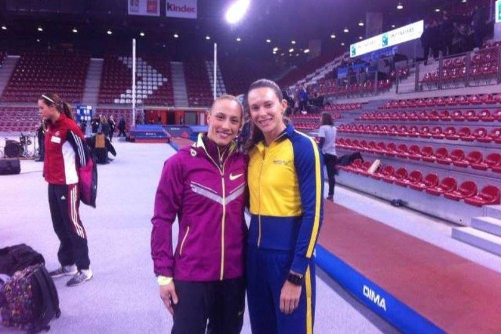 Στίβος: Η Κυριακοπούλου πήρε ξανά το πανελλήνιο ρεκόρ από τη Στεφανίδη! (video)