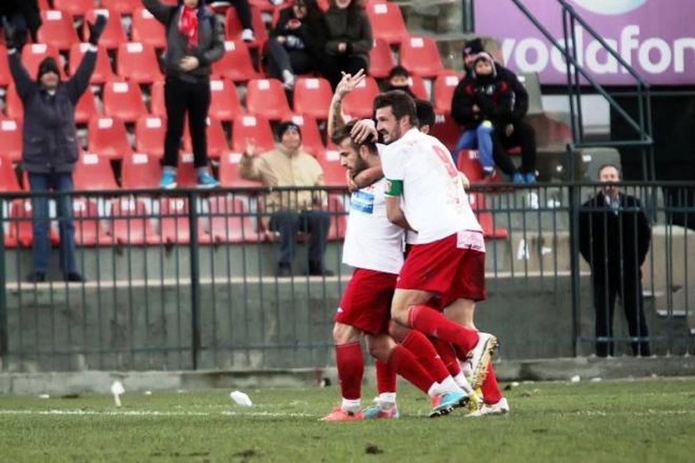Πανσερραϊκός – Εθνικός Αλεξανδρούπολης 1-0