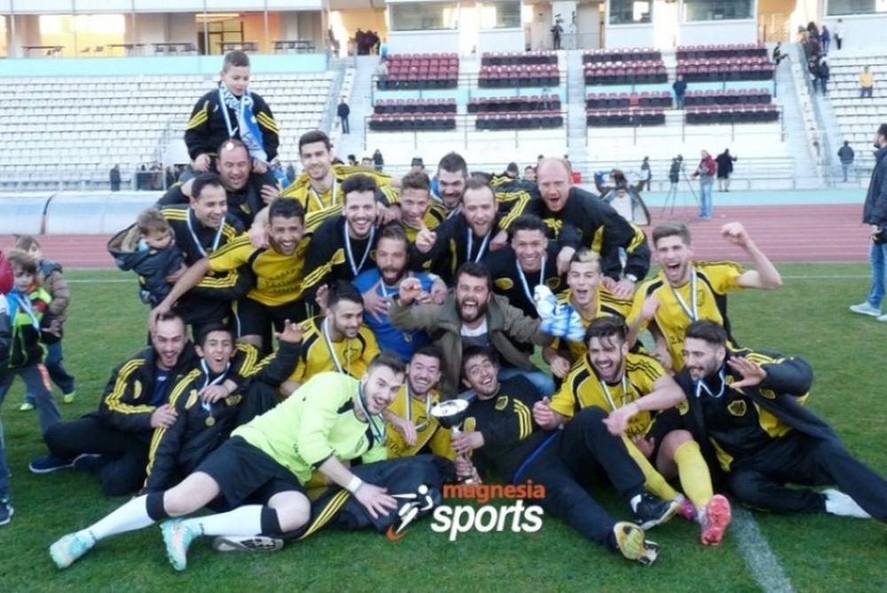 Κύπελλο Θεσσαλίας: Στα πέναλτι η ΑΕ Διμηνίου! (video)