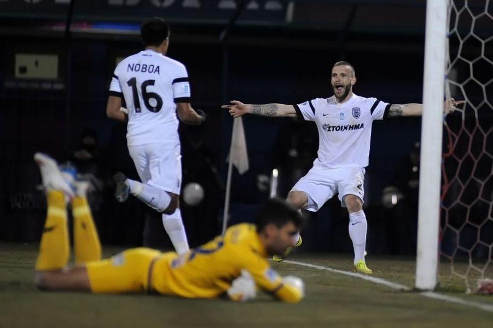 Βέροια – ΠΑΟΚ 1-3: Τα γκολ του αγώνα (video)