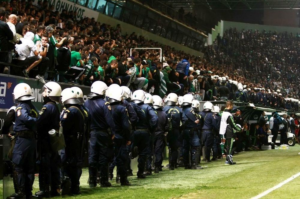 Παναθηναϊκός - Ολυμπιακός: «Αστακός» η Λεωφόρος (photos)