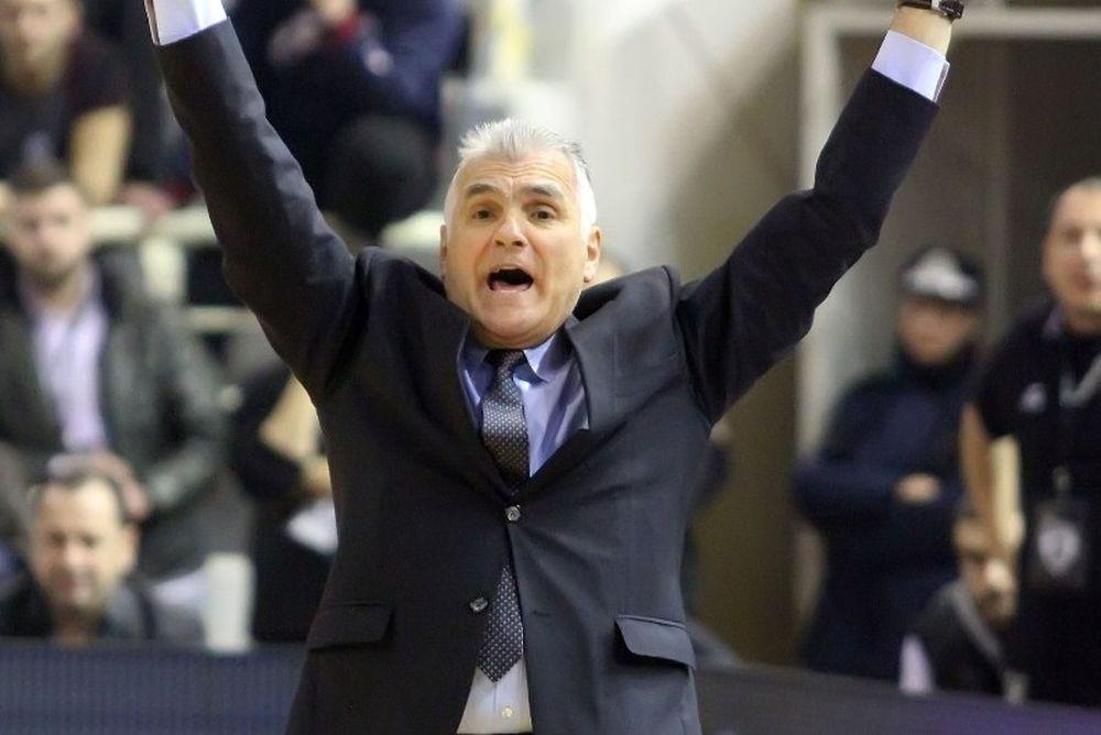 Μαρκόπουλος: «Υπερέβαλαν εαυτόν οι παίκτες»
