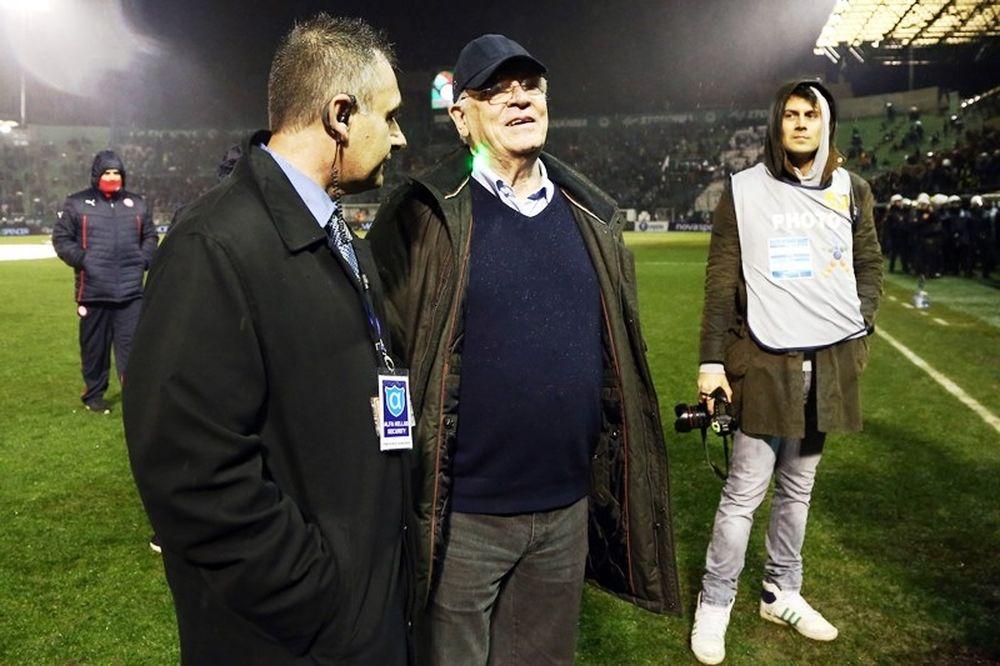 Θεοδωρίδης: «Ξεφτιλίστηκε το ελληνικό ποδόσφαιρο»