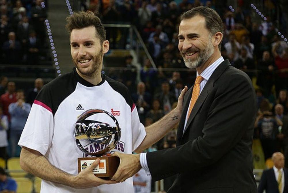Ρεάλ Μαδρίτης: MVP ο Ρούντι Φερνάντεθ (video)
