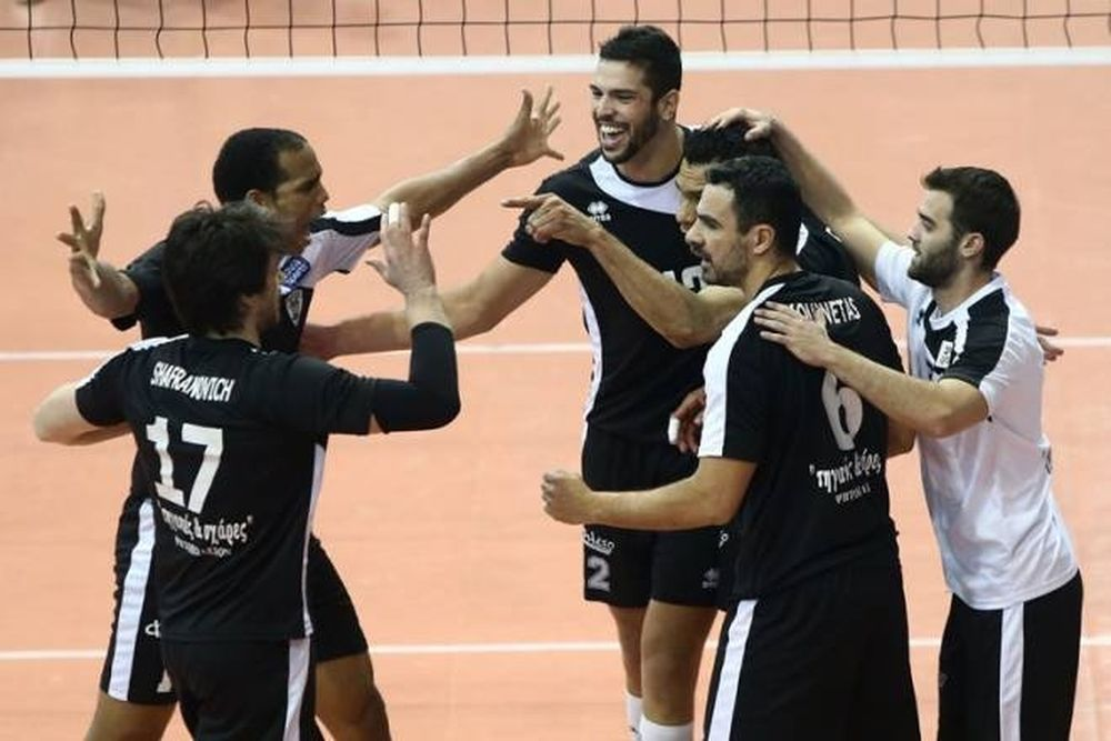 ΠΑΟΚ – Εθνικός Αλεξανδρούπολης 3-0