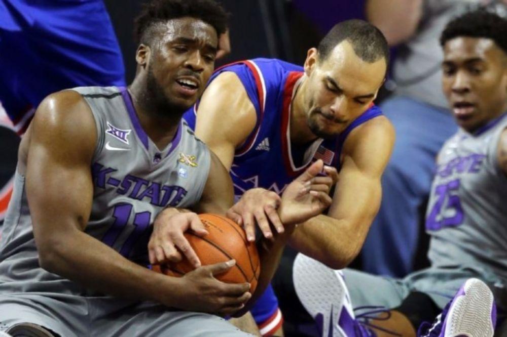NCAA: Ήττα για Κάνσας, νίκη για Λούισβιλ (videos)