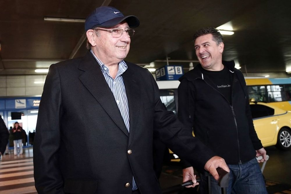 Εθνική Ελλάδας: Μίλησε με τους διεθνείς ο Μαρκαριάν