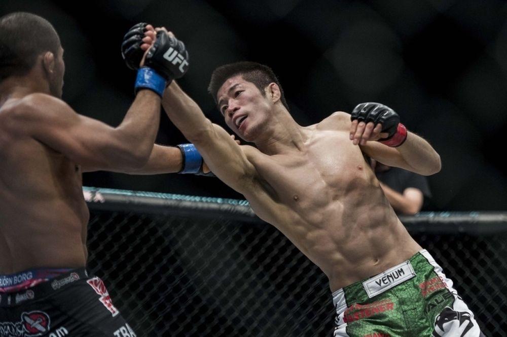 UFC Fight Night 70: Πάει Αυστραλία ο Hatsu Hioki