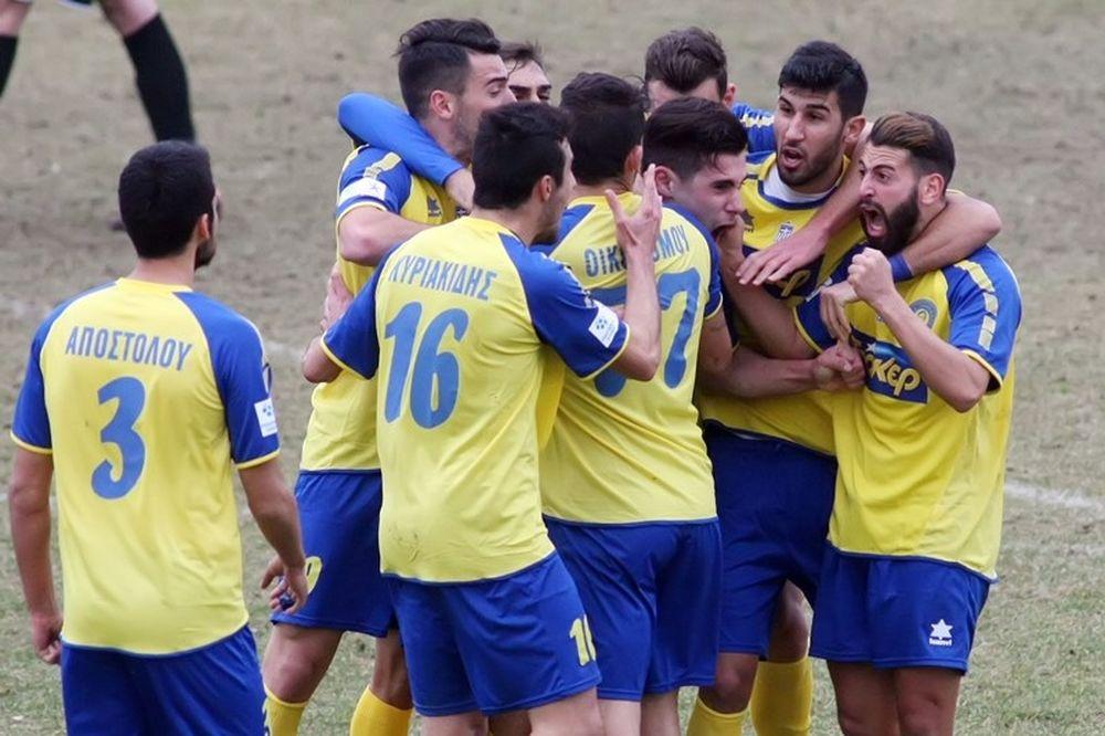 Ζάκυνθος – Εθνικός Σερρών 1-0
