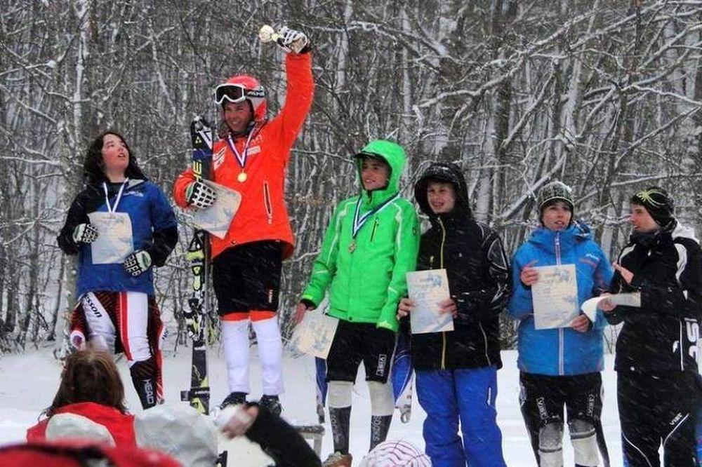Χιονοδρομία: Δύο φορές «χρυσός» ο Βασιλείου