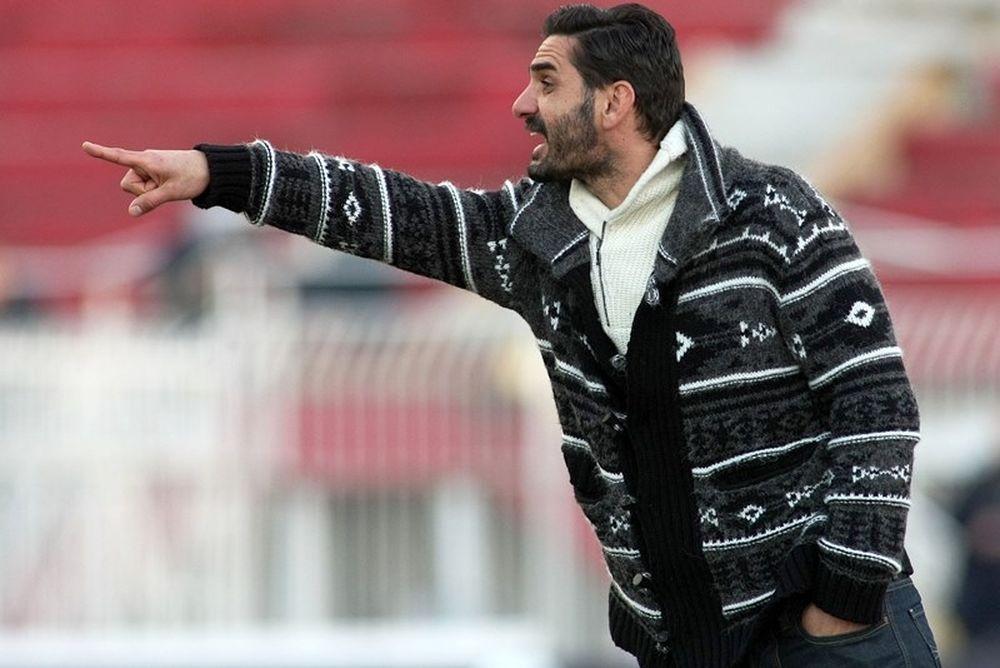 Ελευθερόπουλος: «Παίξαμε ολοκληρωτικό ποδόσφαιρο»