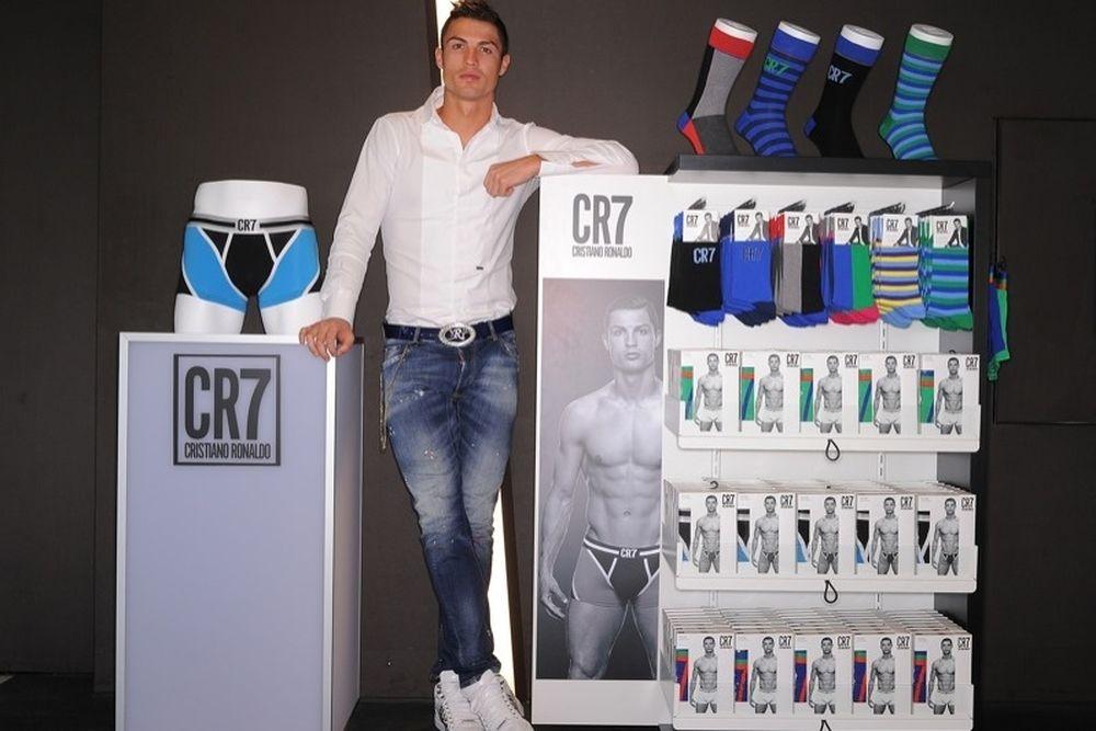 H Nike φρέναρε τον … επιχειρηματία Κριστιάνο Ρονάλντο