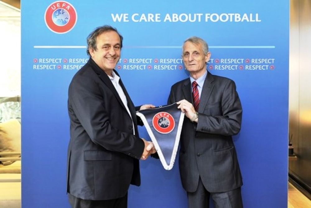 Γκιρτζίκης: «Το ποδόσφαιρο μπορεί να συνεισφέρει στην κοινωνία»
