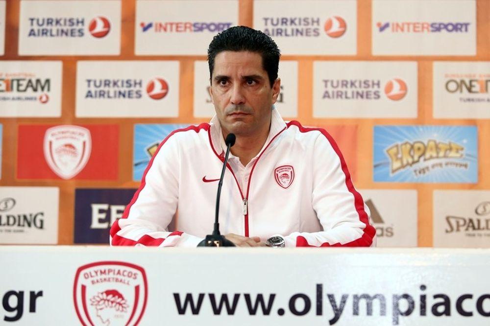 Σφαιρόπουλος: «Βελτιωνόμαστε συνεχώς» (video)