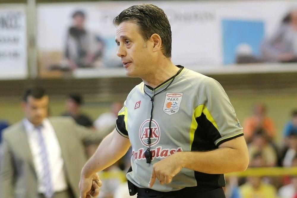Ευρωμπάσκετ 2015: Με Γκόντα, Χριστοδούλου