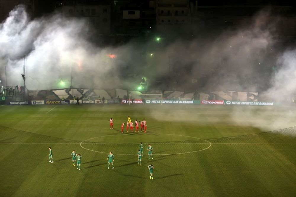 Super League: Αφαίρεση τριών βαθμών στον Παναθηναϊκό