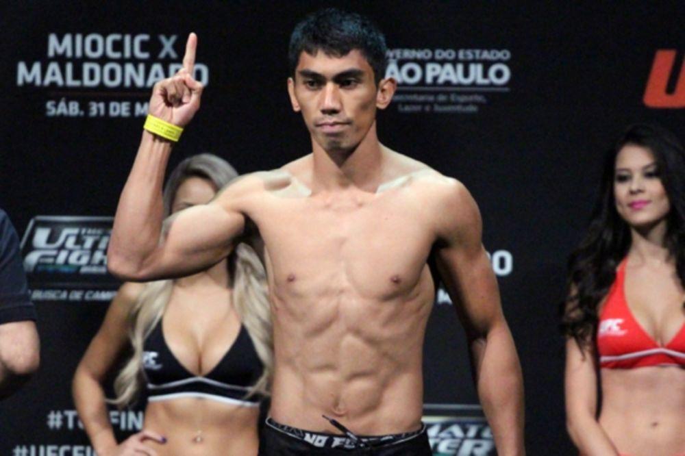 UFC Fight Night 71: Εντός έδρας ματς για Mark Eddiva