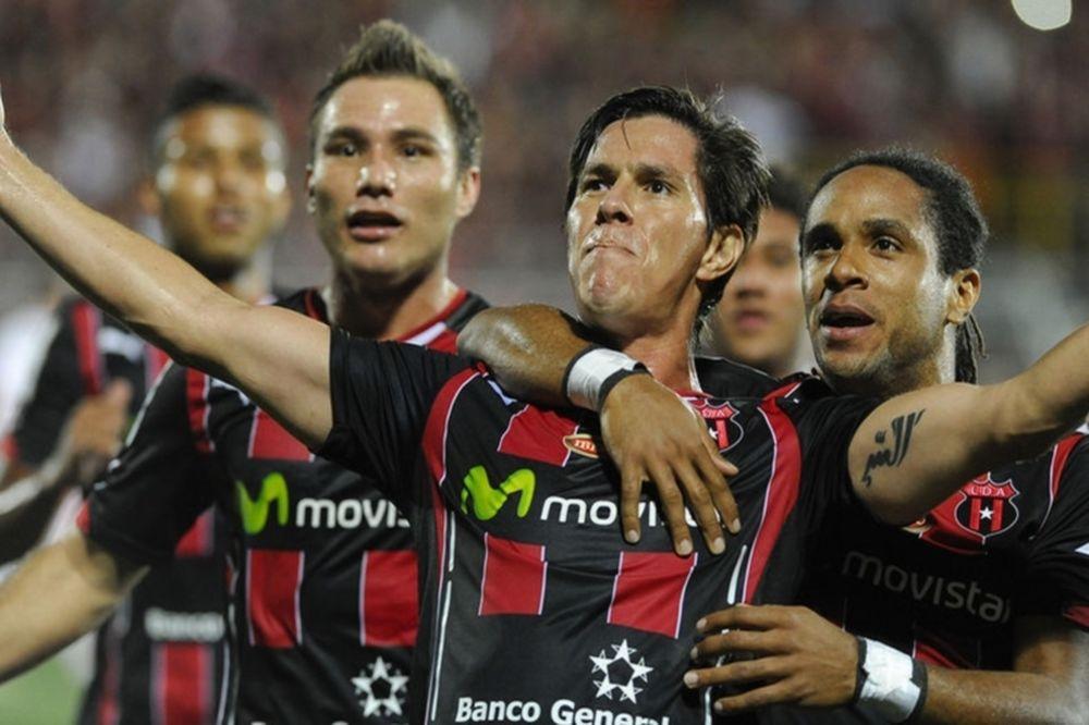 CONCACAF Champions League: Θρίαμβος για Αλαχουελένσε (video)