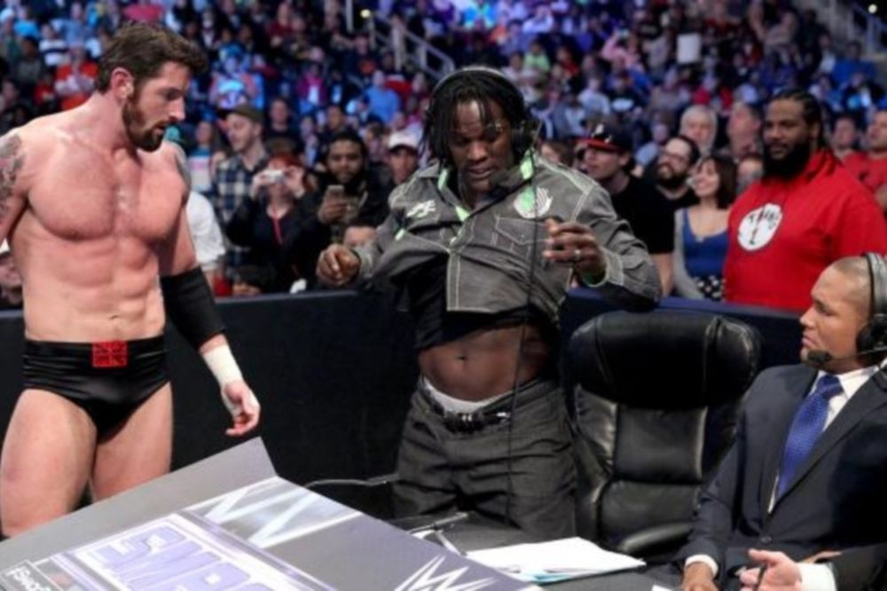 SmackDown: Η ζώνη στον… R-Truth (photos+videos)