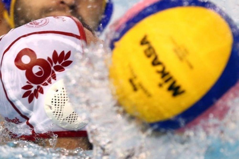 Πρωτάθλημα Πόλο Εφήβων: Ολυμπιακός - Παναθηναϊκός στην πρεμιέρα