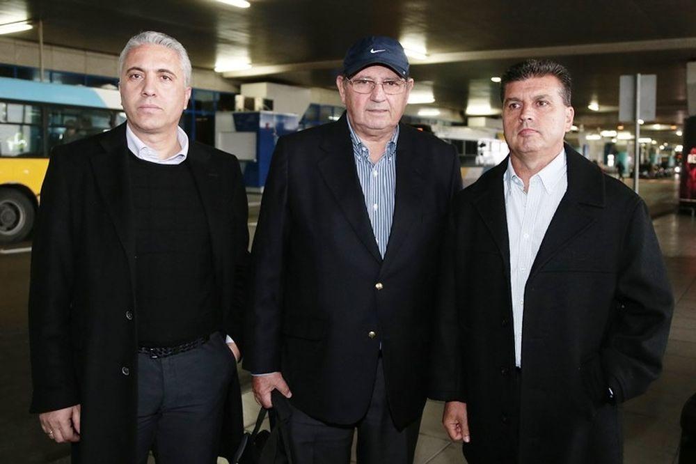 Εθνική Ελλάδας: Σύσκεψη ομοσπονδιακών τεχνικών