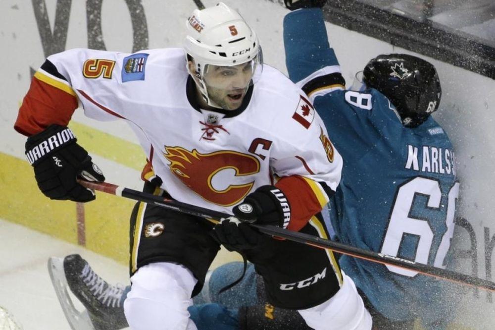 NHL: Στα πιτς ο Mark Giordano