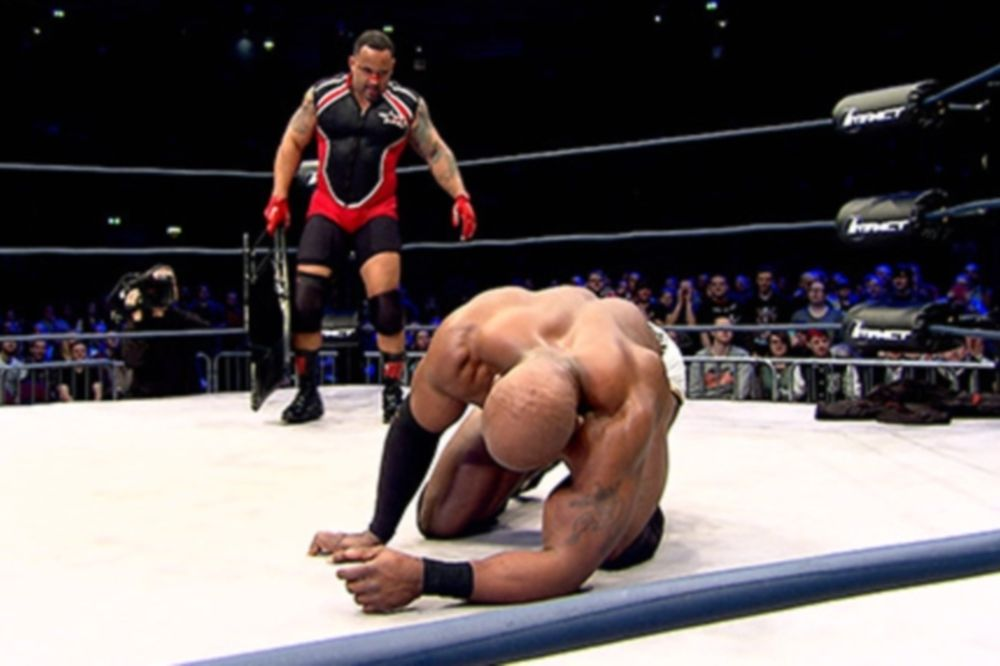 TNA Impact Wrestling: «Φιλική» υπεράσπιση για Lashley (videos)