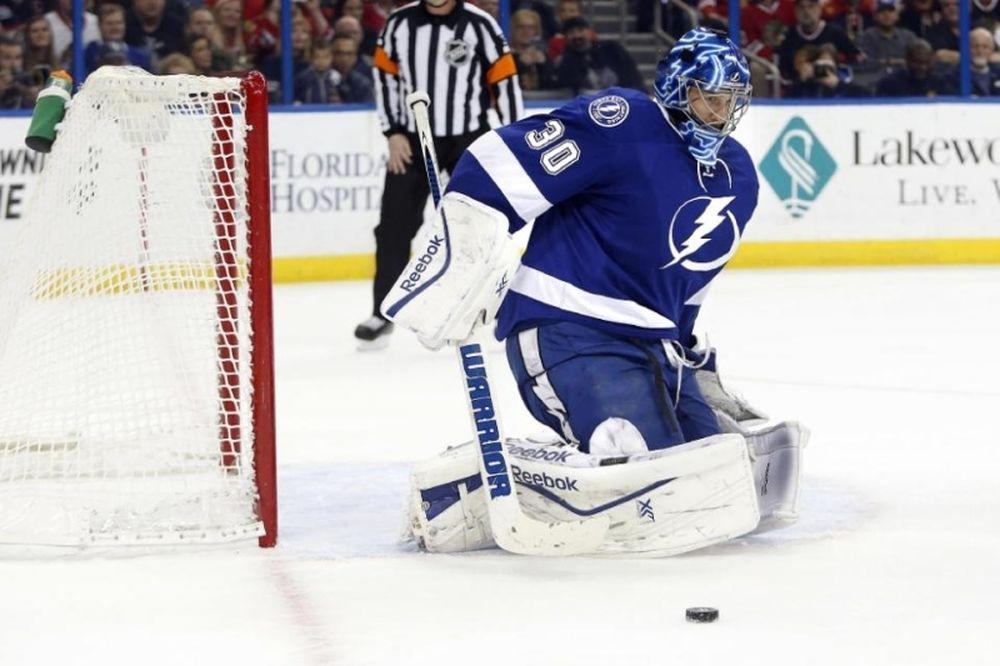 NHL: Shutout για Bishop και Khubodin (videos)
