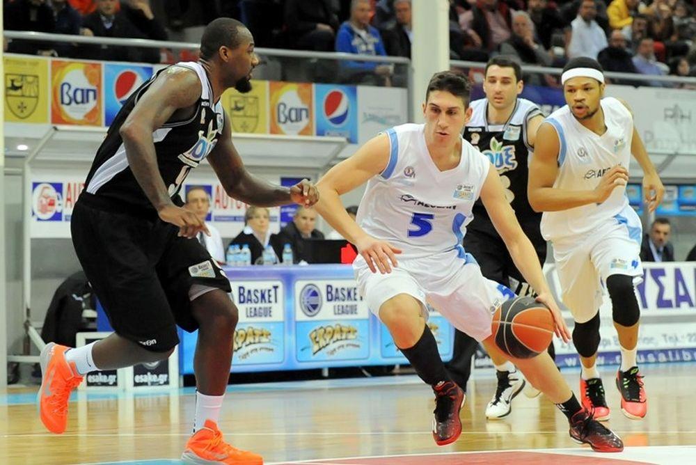 Basket League: Κολοσσός Ρόδου - Απόλλωνας Πατρών 64-63 (photos)