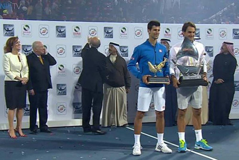 Τένις: Αναγεννήθηκε νικώντας τον Τζόκοβιτς ο Φέντερερ (videos)