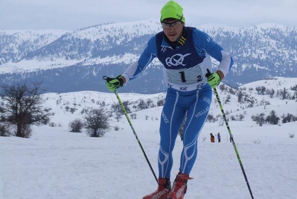 Χιονοδρομία: Πρωταθλητής ο Αγγέλης