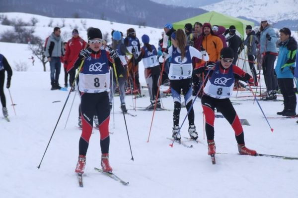 Χιονοδρομία: Διεκόπη το Πανελλήνιο των μικρών στο Βίτσι (photos)