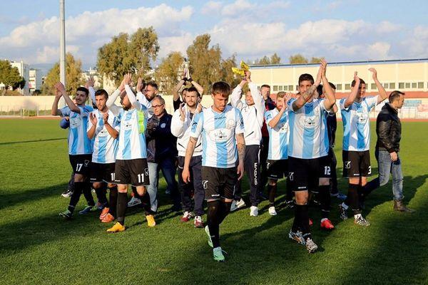 Πανελευσινιακός - Αστέρας Μαγούλας 7-0 (photos)