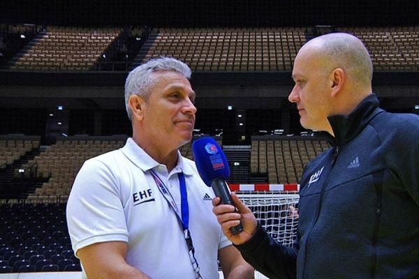 Χάντμπολ: Στην Ελλάδα ο επικεφαλής διαιτησίας της EHF