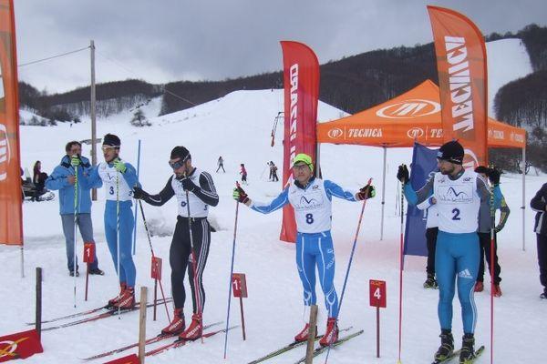 Χιονοδρομία: «Χρυσός» ο Τσακίρης