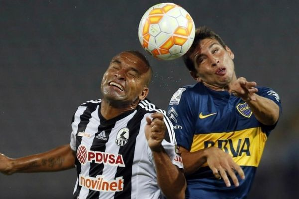 Κόπα Λιμπερταδόρες: Ασυγκράτητη η Μπόκα Τζούνιορς (videos)