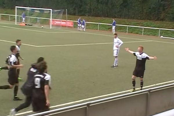 Γερμανία: Απίθανο το γκολ, άπαιχτη η αντίδραση των οπαδών (video)