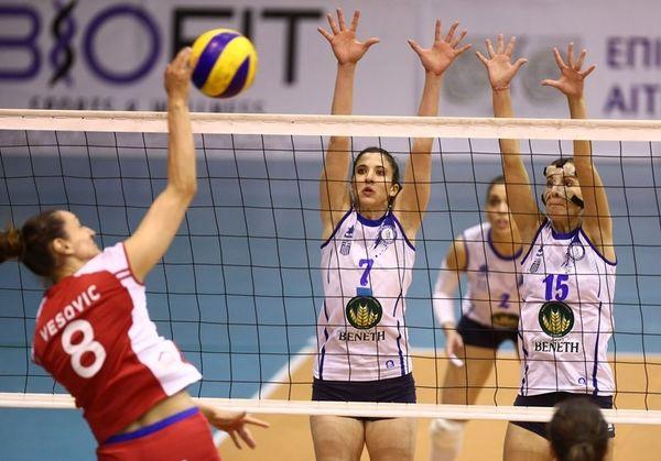 Κύπελλο Βόλεϊ Γυναικών: Παναθηναϊκός - Ολυμπιακός για το τρόπαιο! (photos)