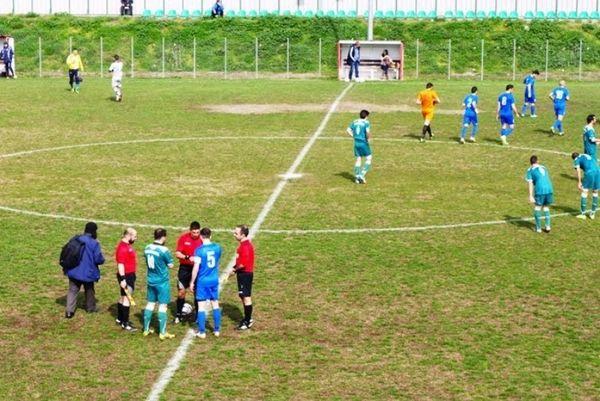 Οικονόμος Τσαριτσάνης-Κοζάνη 3-0