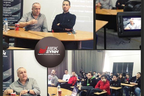 Tοπαλίδης: «Η Εθνική  ομάδα έχει ποιότητα αλλά πρέπει να γίνει  πιο επιθετική»
