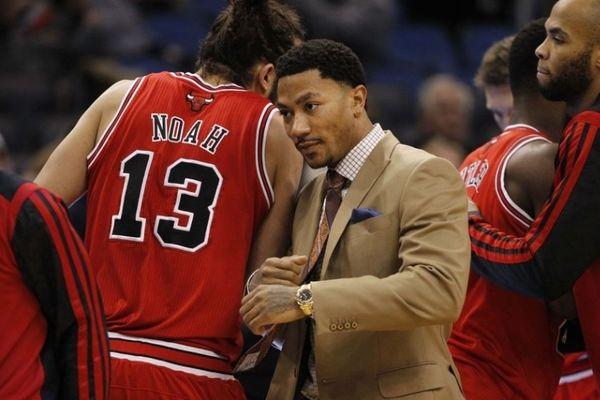 NBA: Επιστρέφει ο Ρόουζ για Μπουλς