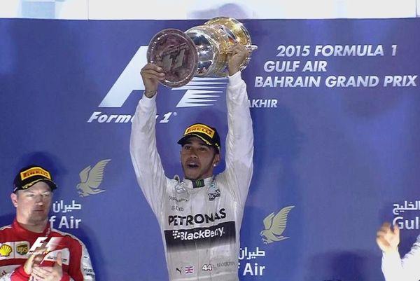 Formula 1: «Άλωσε» την έρημο ο Χάμιλτον