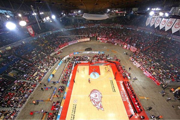 Ολυμπιακός: Sold out το ματς... Φάιναλ Φορ με Μπαρτσελόνα