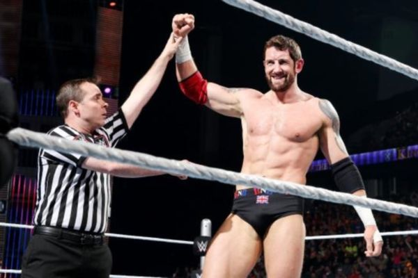 King of the Ring: Πρωτιά για Bad News Barrett (photos+videos)