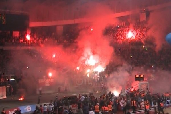 Ολυμπιακός: Τιμωρία του ΣΕΦ από Ευρωλίγκα
