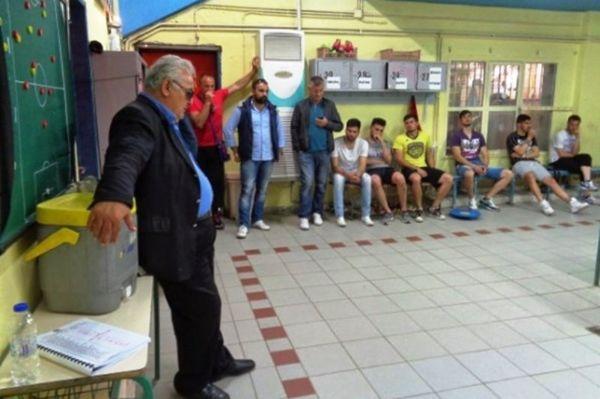 Πιερικός: Η αποχαιρετιστήρια ομιλία του Παπαδόπουλου (video)