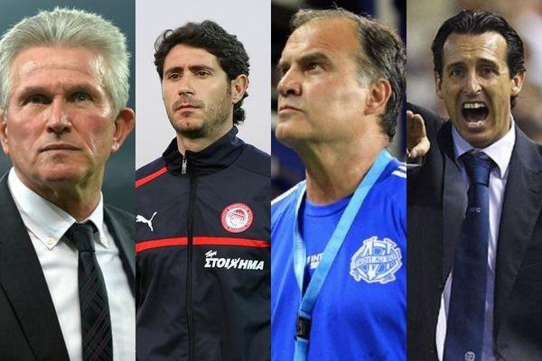 Ολυμπιακός: Η δεκάδα των ελεύθερων προπονητών για τον πάγκο